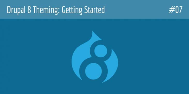 The basics of Drupal 8 theming (Part 3) | Jesús Heredia's