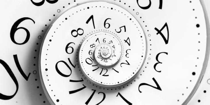 recursive clock